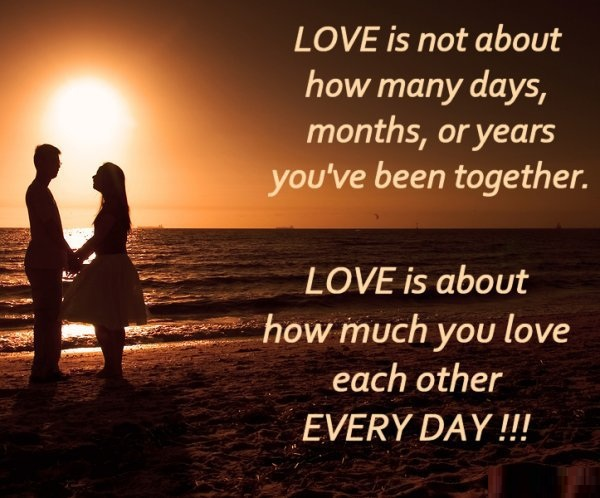 Love messages quotes