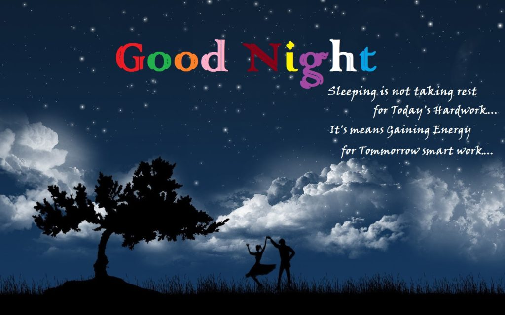 Good Night wishes images and quotes