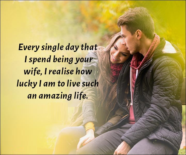 Love Messages For A Husband