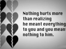 Sad love quotes for him_boyfriend_husband