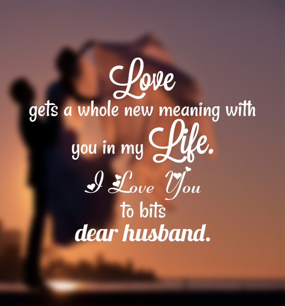 Love Quotes For Husband Amazing Love Quotes For Husband Messages Images And Pictures