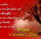 Happy valentine day messages