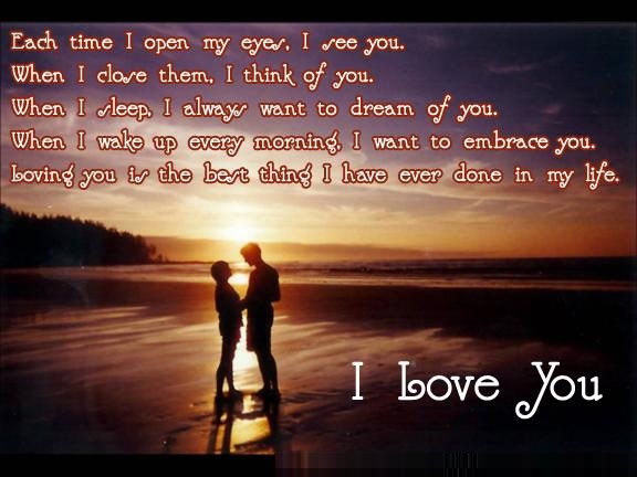 love wishes for him love messages images and quotes